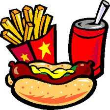 224x225 Clipart Concession Free Stand