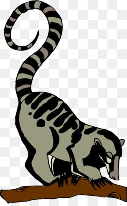 260x420 Lemur Cat Free Content Clip Art