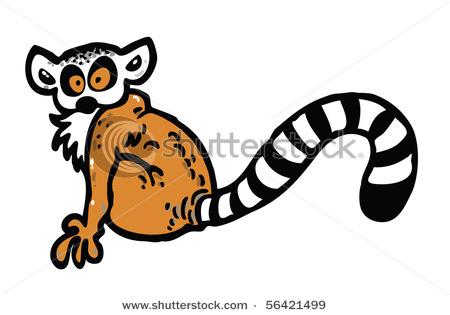 450x315 Lemur Clipart Clipart Panda