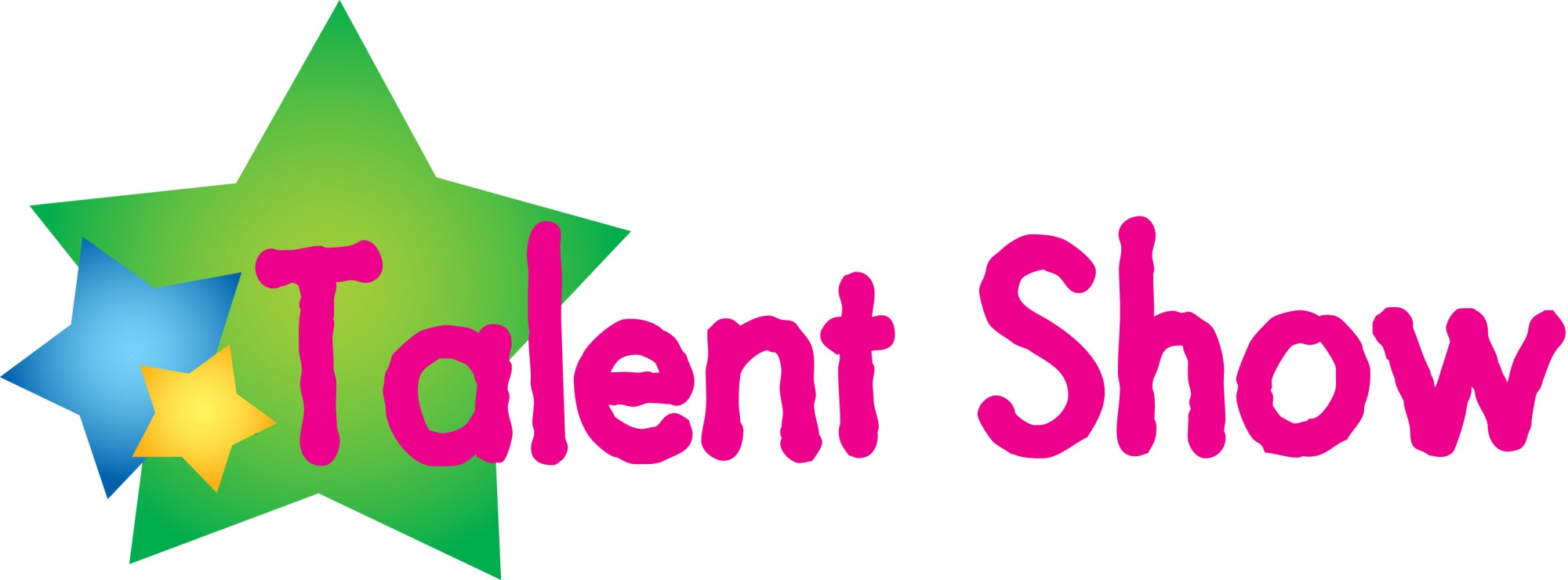 2000x740 Talent Show Cliparts