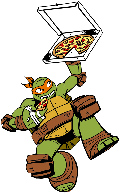 476x759 Teenage Mutant Ninja Turtles Clip Art Cartoon Clip Art