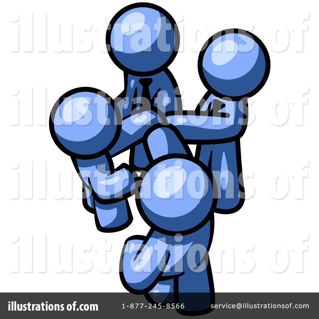 1024x1024 Blue Man Clipart