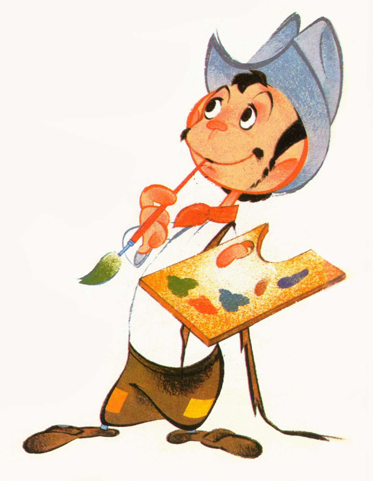 1207x1555 El Arte De Cantinflas Show Leonardo Davinci 21, 22, 23