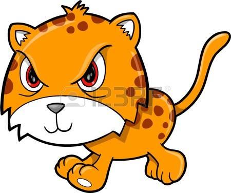 450x376 Amur Leopard Clipart