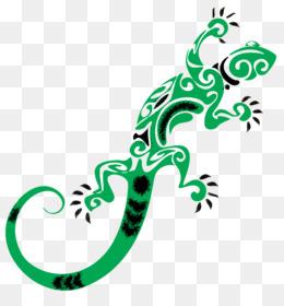 260x280 Free Download Lizard Common Leopard Gecko Sticker Clip Art