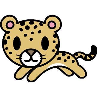 325x325 Leopard Free Images