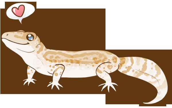 600x379 Maggie As A Gecko By Etuix