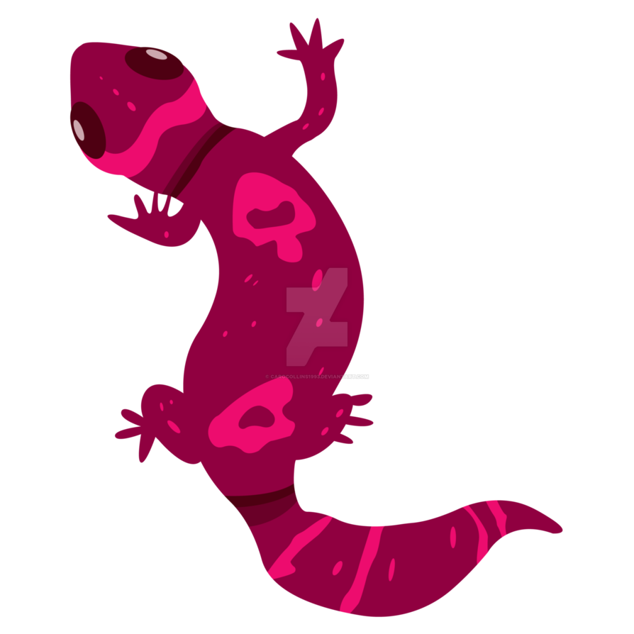 894x894 Red Leopard Gecko By Carocollins1993