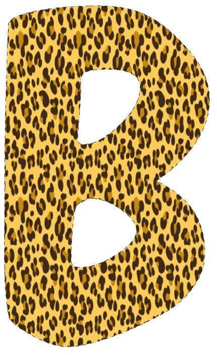 Leopard Print Clipart