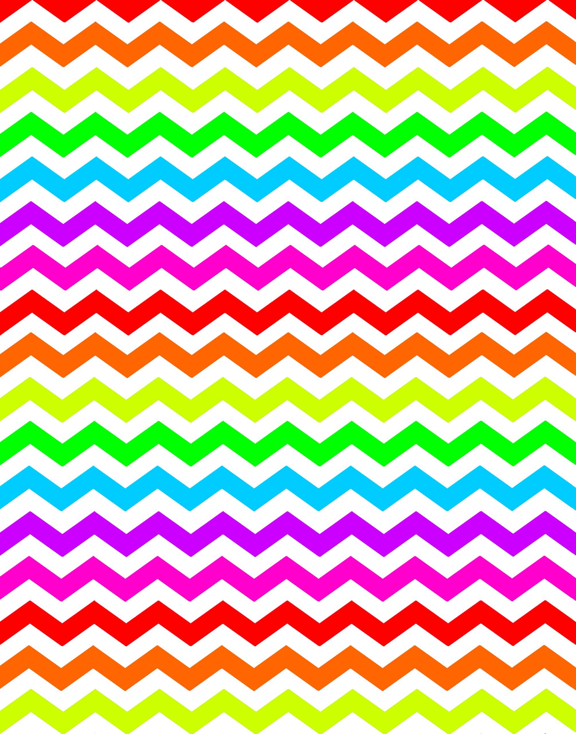 2011x2560 Rainbow Cheetah Print Clipart