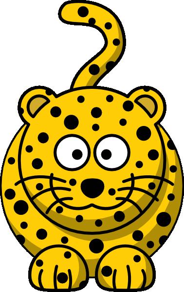 378x598 Leopard Clip Art Clip Art