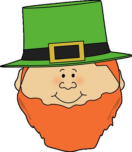 435x500 Saint Patrick's Day Clip Art