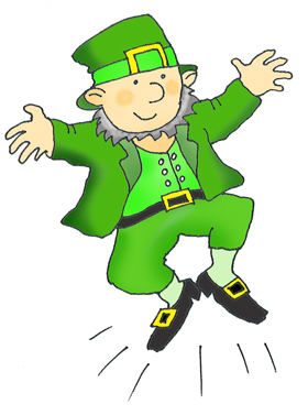 280x377 St Patrick's Day Clipart