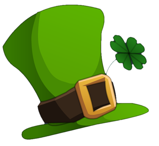 Leprechaun Hat Clipart