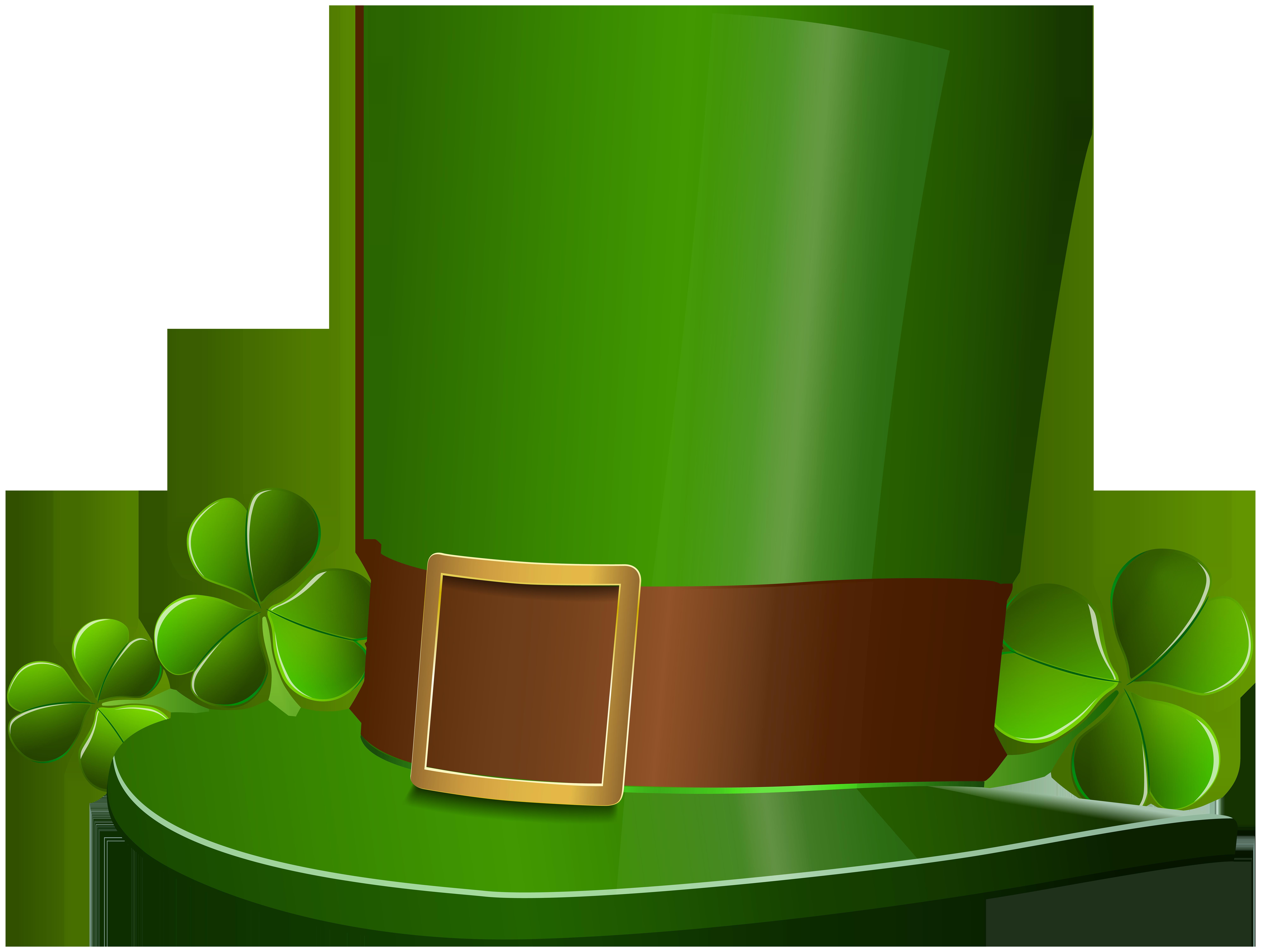 8000x6028 Green Leprechaun Hat Png Clip Art Imageu200b Gallery Yopriceville