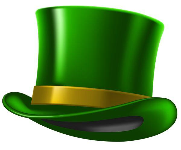 600x499 Ireland Clipart Green Hat 3636269