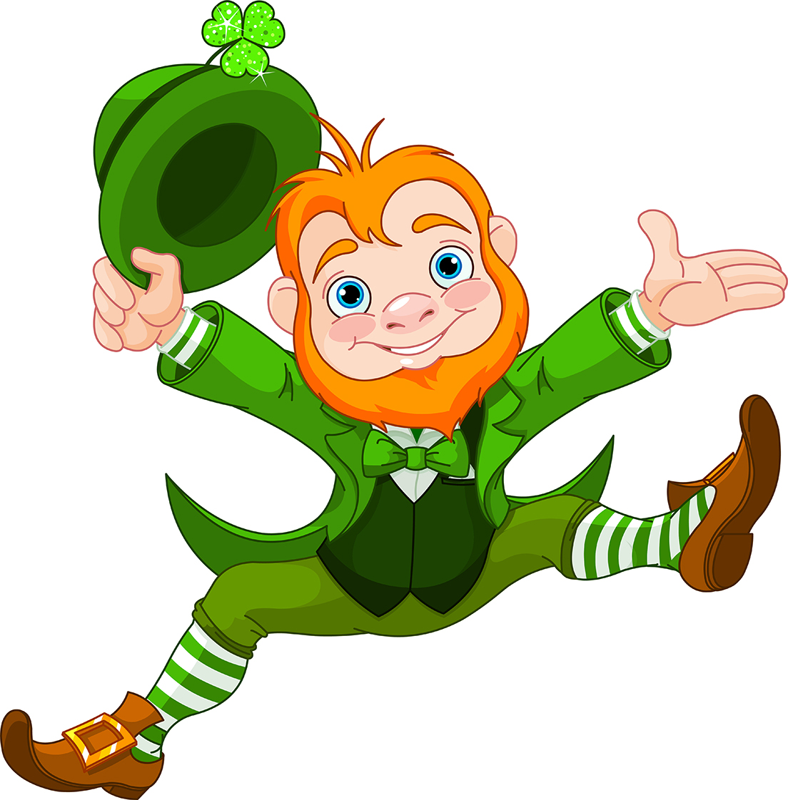 leprechaun pot of gold clipart at getdrawings com free for