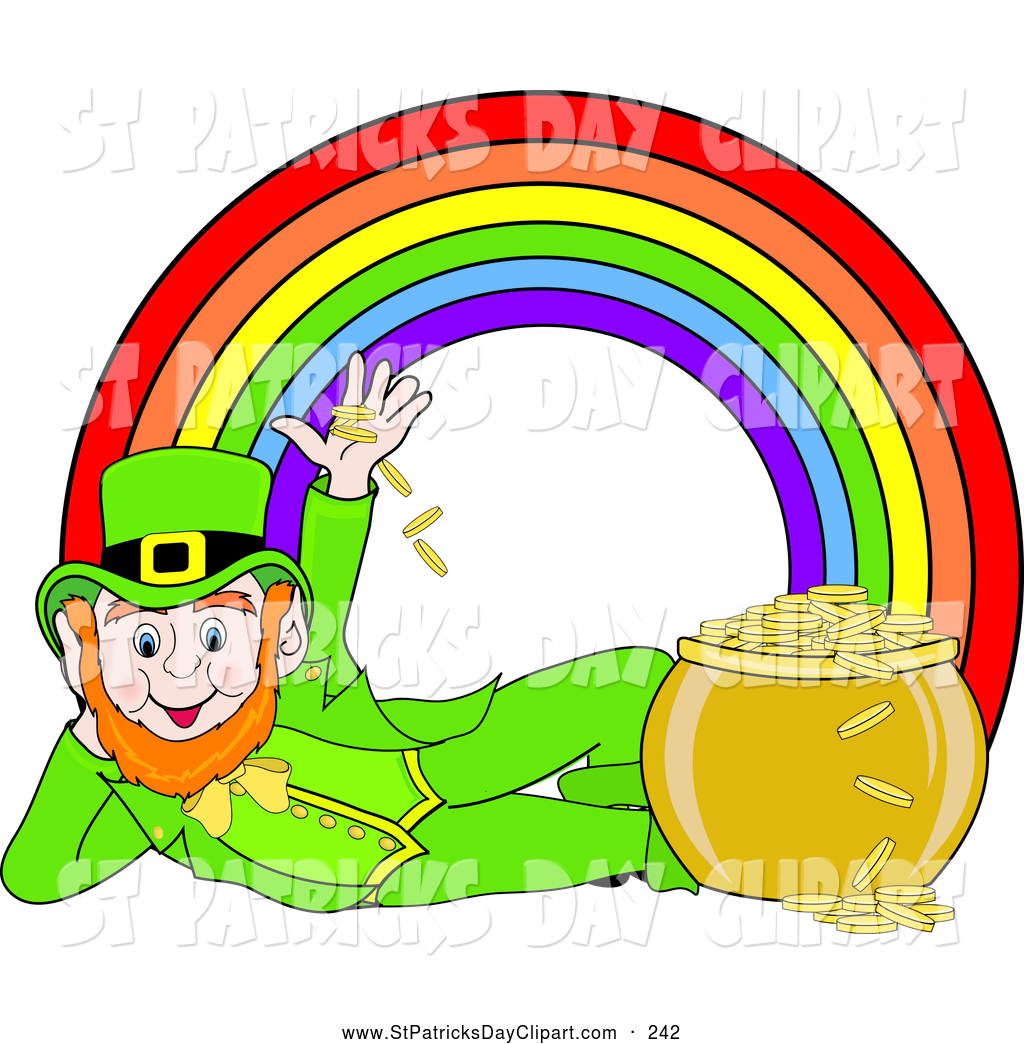 1024x1044 Royalty Free Leprechauns Gold Stock St. Patrick's Day Designs