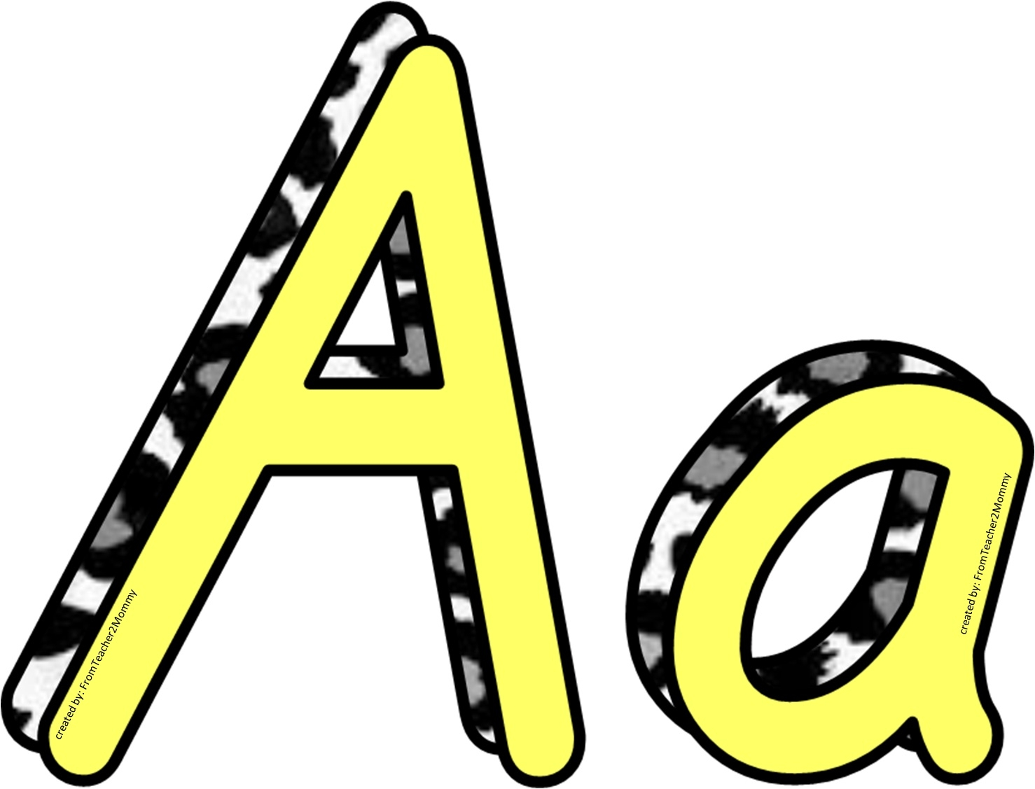 1478x1127 Letter Aa Clipart