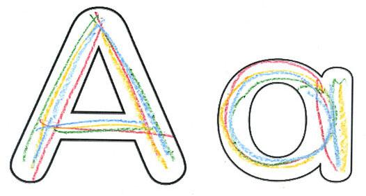 526x282 Alphabet Bubble Letters