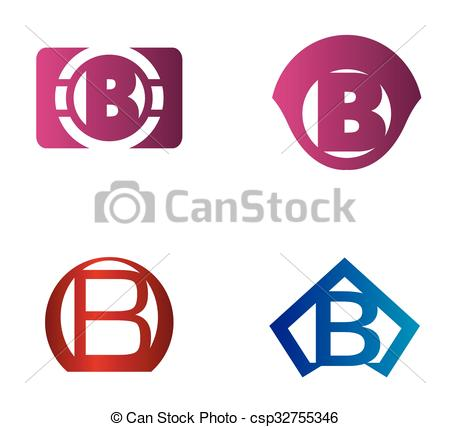 450x427 Letter B Logo Icon Design Template Elements Eps Vector