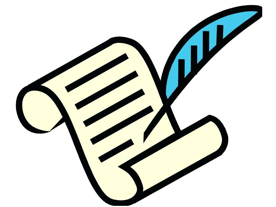 960x720 Creative Idea Resume Clip Art Prettify Co How To Write A Writing