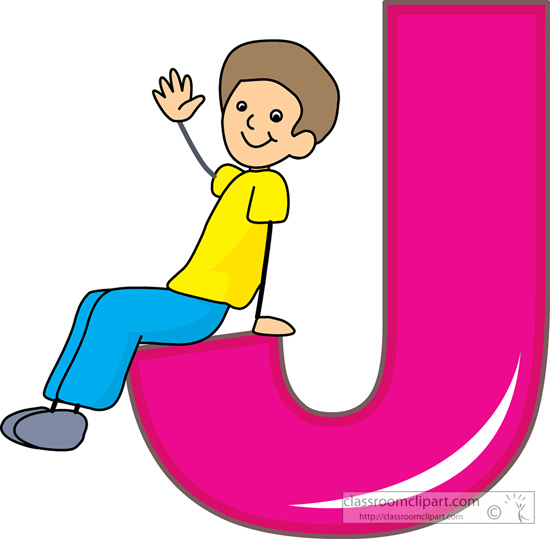 550x539 Lettering Clipart Letter J Pencil And In Color Alphabet Clip Art