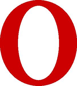270x301 Red Serif O Letter Clip Art Free Vector 4vector