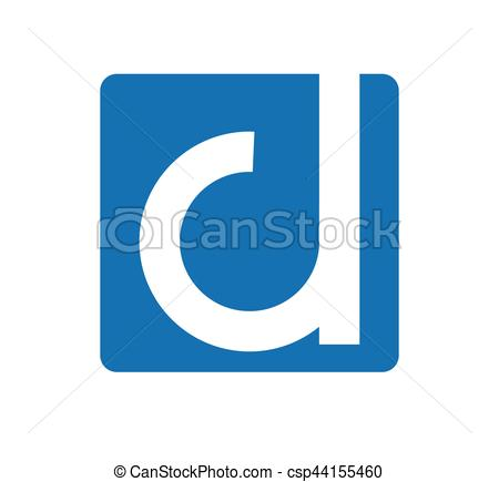 450x435 Logo Design With Letter D. Logo Design Concept For Letter D. Clip