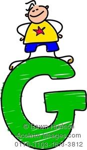 Letter G Clipart