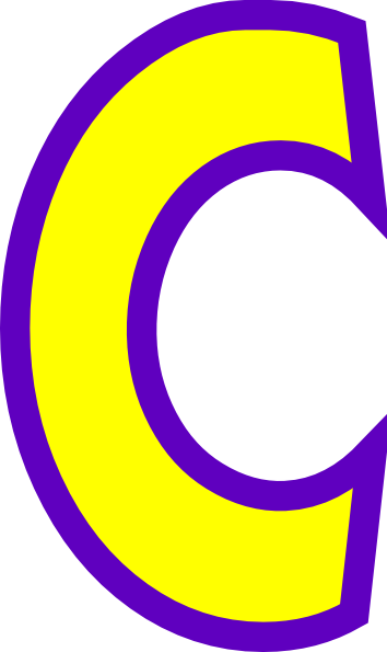Letter O Clipart