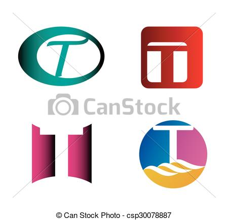 450x434 Letter T Logo Icon Design Template Elements.