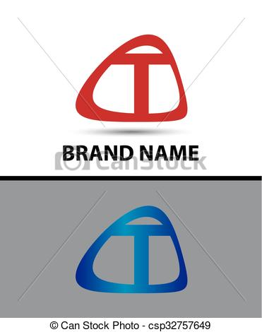 371x470 Symbol Of Letter T In Circle. Template Logo Design Eps Vector