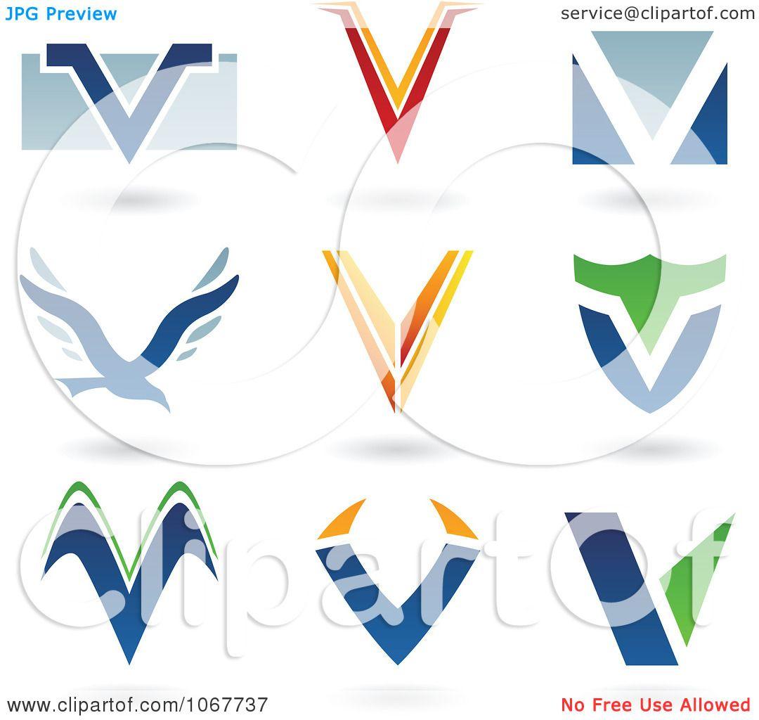 1080x1024 Clipart Letter V Logo Icons
