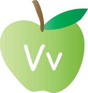 286x300 Free Alphabet Apple Clipart Image 0071 0908 1709 4227 Food Clipart