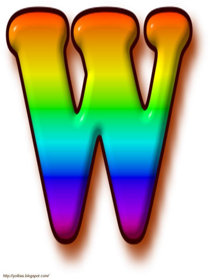 720x960 155 Best Letter W Images On Alphabet Letters, Script