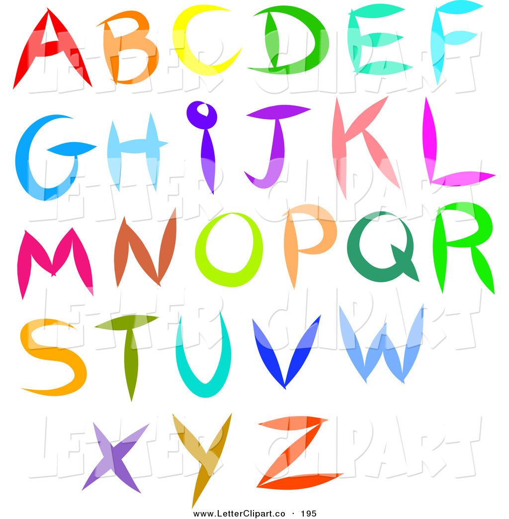 1024x1044 Alphabet Letters Clipart