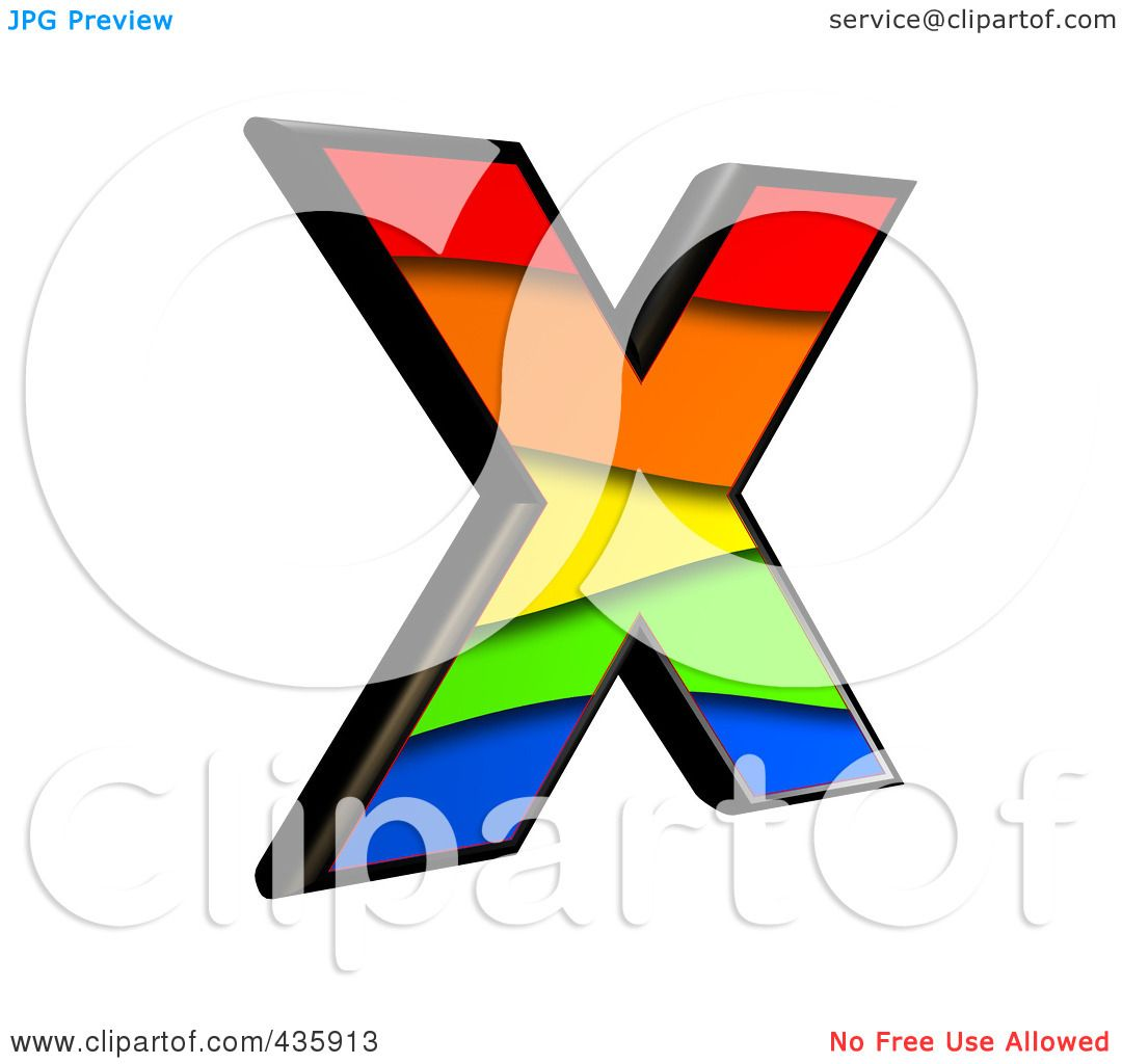 1080x1024 Royalty Free (Rf) Clipart Illustration Of A 3d Rainbow Symbol