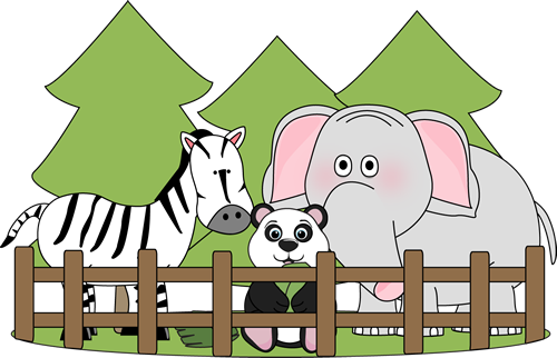 500x322 Neoteric Design Inspiration Zoo Clipart For Letter Z Clip Art