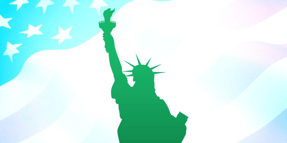 1000x500 Statue Of Liberty Clip Art Free Silhouette Of Statue Of Liberty