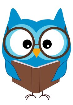 236x338 Collection Of Cute Owl Reading Clipart High Quality, Free