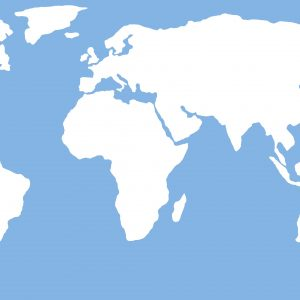 300x300 World Map Outline Easy To Draw Copy World Map Outline Clipart