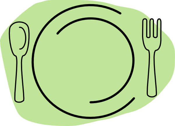 600x431 Dinner Plate Clipart Amp Look At Dinner Plate Clip Art Images