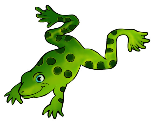500x412 Free Frog Clip Art To Download Frog 10
