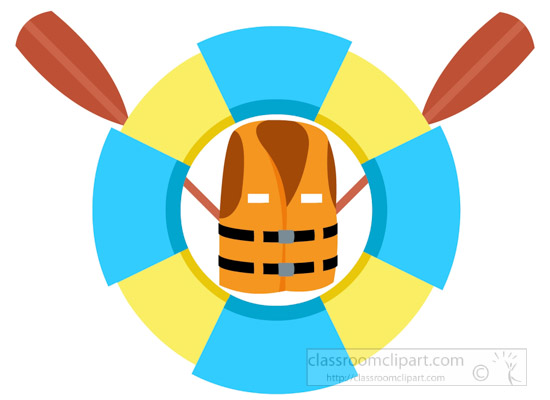 550x400 Safety Clipart Boat Safety Life Jacket Oar Ring Buoys Clipart