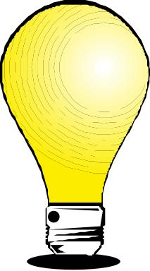 213x384 Free Lightbulb Clipart, 2 Pages Of Public Domain Clip Art