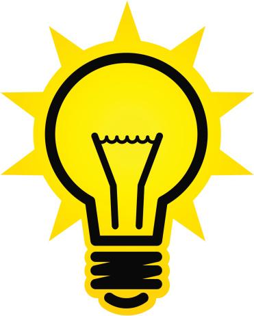 371x462 Light Bulb Clipart No Background Clip Art Library Inside Plan