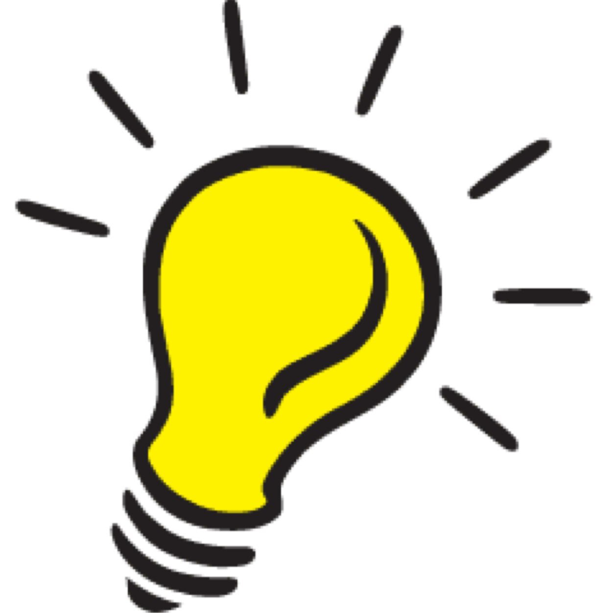 Light Bulb Clipart at GetDrawings | Free download