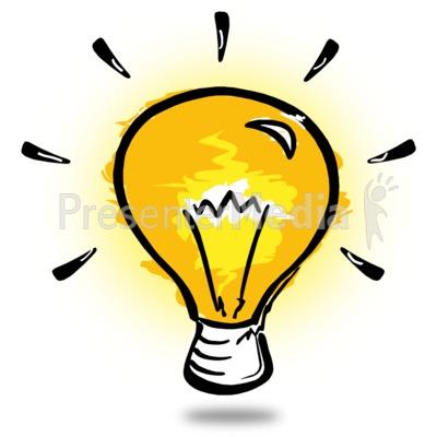 400x400 Lightbulb Clipart Light Bulb Sketch Presentation Clipart Great