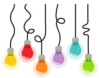 340x270 Bulbs Clip Art Etsy